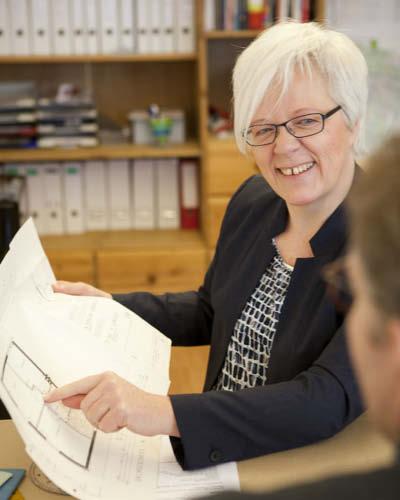 Katrin Gerke – Wohlfühlen im Büro