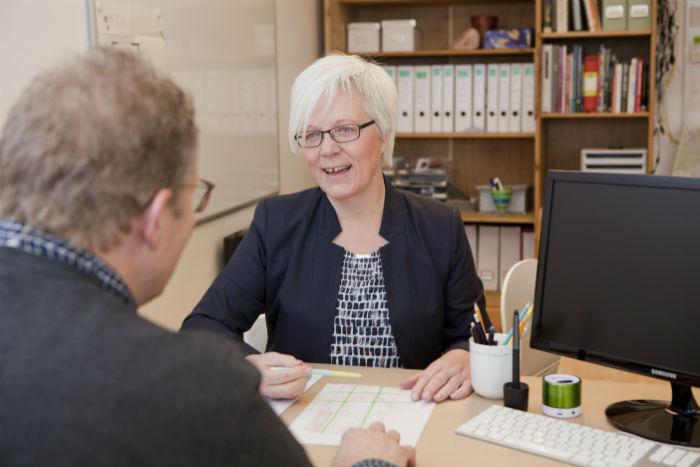Arbeitsplatzgestaltung Katrin Gerke